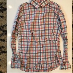 Uniqlo Pattern Button-Down Shirt